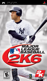 Major League Baseball 2K6 (PlayStation Portable)